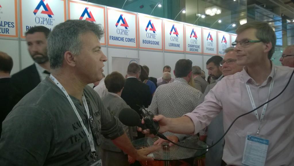 Olivier BOUDON, Président de la CGPME 91, en interview !